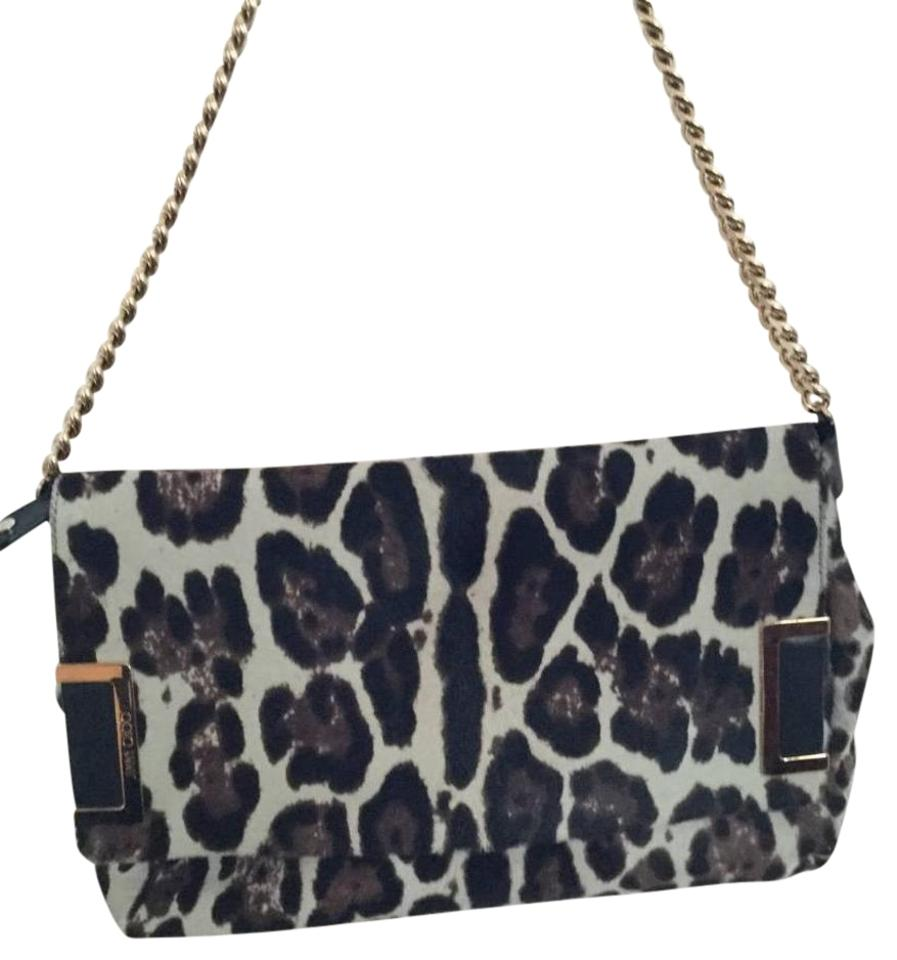 to wear - Choo Jimmy leopard bag pictures video