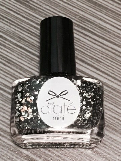 Other New Ciate Mini Humbug Glitter Polish And Bellapierre Burlesque Mineral Lipstick