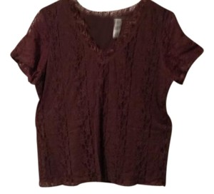 Covington Top Brown