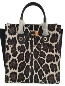 Jimmy Choo Rita Calf Hair New Never Used Stunning Tote in LEOPARD