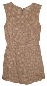 Forever 21 short dress Brown Polka Dot Pockets on Tradesy