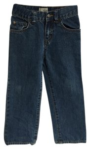 The Children's Place Straight Leg Jeans-Medium Wash