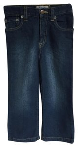 The Children's Place Boot Cut Jeans-Dark Rinse