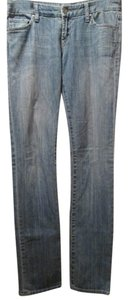 !iT Jeans Regular Fit Spandex Straight Leg Jeans