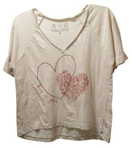 Threads 4 Thought Crop T Shirt Khaki