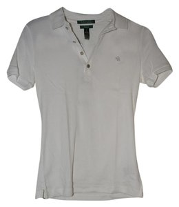 Polo Ralph Lauren Classic T Shirt White