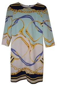 Julie Brown short dress Multi Equestrian Maggie on Tradesy