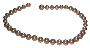 Majorica Vintage South Sea Pearls Sterling Clasp