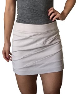 Express Mini Skirt Light gray