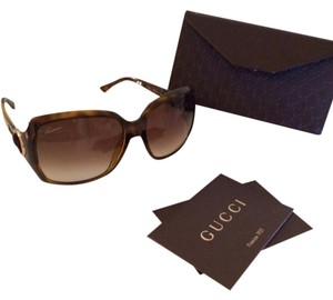 Gucci Authentic Gucci Modern Square Shape Sunglasses
