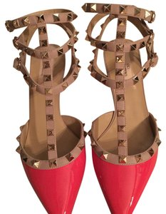 Valentino Strawberru red Pumps