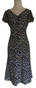 J. Peterman 100% Silk J Dress