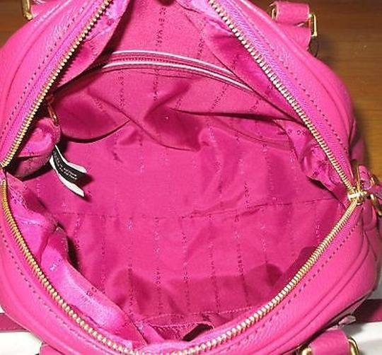 Marc by Marc Jacobs Designer Satchel in Fuchsia