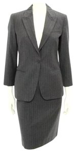 Giorgio Armani Giorgio Armani Classic Business Suit Jacket & Skirt US 6 Size 40 IT