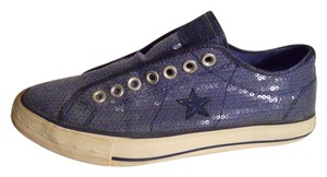 Converse Sequin blue Athletic