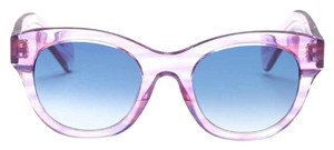Wildfox Translucent Purple Sunglasses