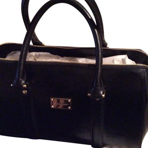 St. John Satchel in Black