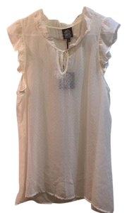 Bobeau Top White/ivory