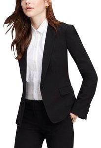 Ann Taylor All-Season Stretch One Button Jacket Style #:303856