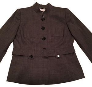 Tahari Gray Jacket