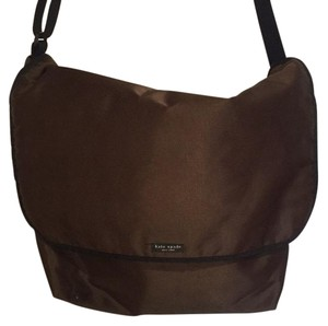 Kate Spade Brown Messenger Bag