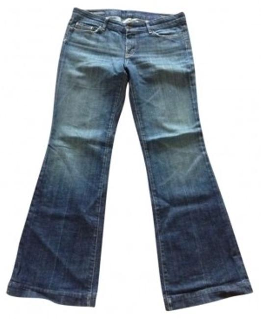 Preload https://item4.tradesy.com/images/citizens-of-humanity-medium-wash-flare-leg-jeans-size-32-8-m-158603-0-0.jpg?width=400&height=650