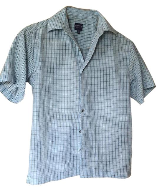 Item - None Button-down Top Size 10 (M)