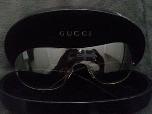 Gucci Authentic Gucci Chrome Sunglasses