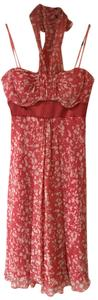 Max and Cleo Halter Floral Sundress Dress