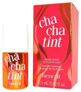 Benefit Chacha Tint Cheek And Lipstain.