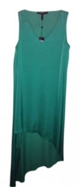 Preload https://img-static.tradesy.com/item/158615/bcbgmaxazria-emerald-avery-high-low-night-out-dress-size-2-xs-0-0-650-650.jpg