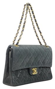 Chanel Gold Chain Flap Classic Shoulder Bag