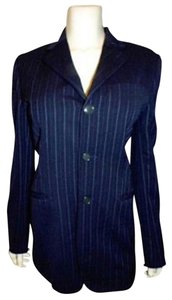 Ralph Lauren navy pin striped Blazer