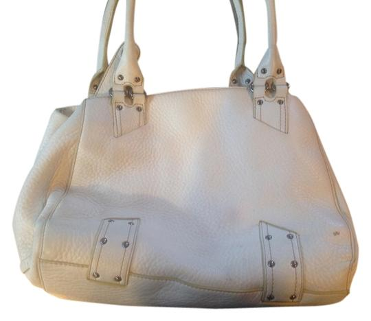Cole Haan Satchel in White