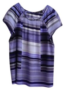 Adrianna Papell Top Purple