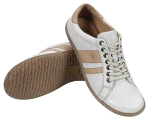 Børn Leather Hand-sewn Camel Activewear Sneakers Sail/Camel Athletic