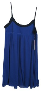 Juicy Couture Top Purple/Blue with Black details