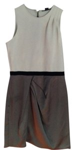 A|X Armani Exchange short dress Beige / Brown on Tradesy