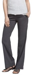 Eileen Fisher Straight Pants Pewter
