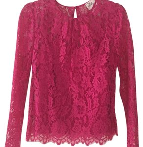 MILLY Top Pink