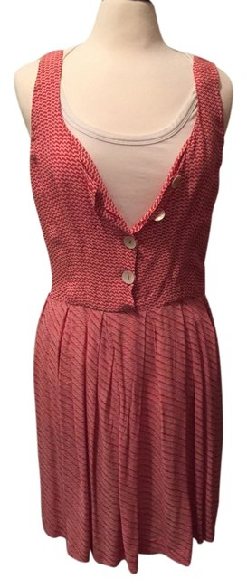 Pippa short dress Red on Tradesy