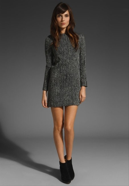 Surface to Air Round Neck Fully Lined Dress