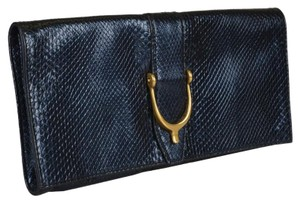 Gucci Blue Clutch