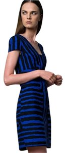 4.collective Zebra V-neck Dress