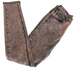 Bullhead Denim Co. Skinny Jeans-Acid
