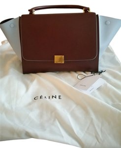 Céline Trapeze Winter 2014 Shoulder Bag