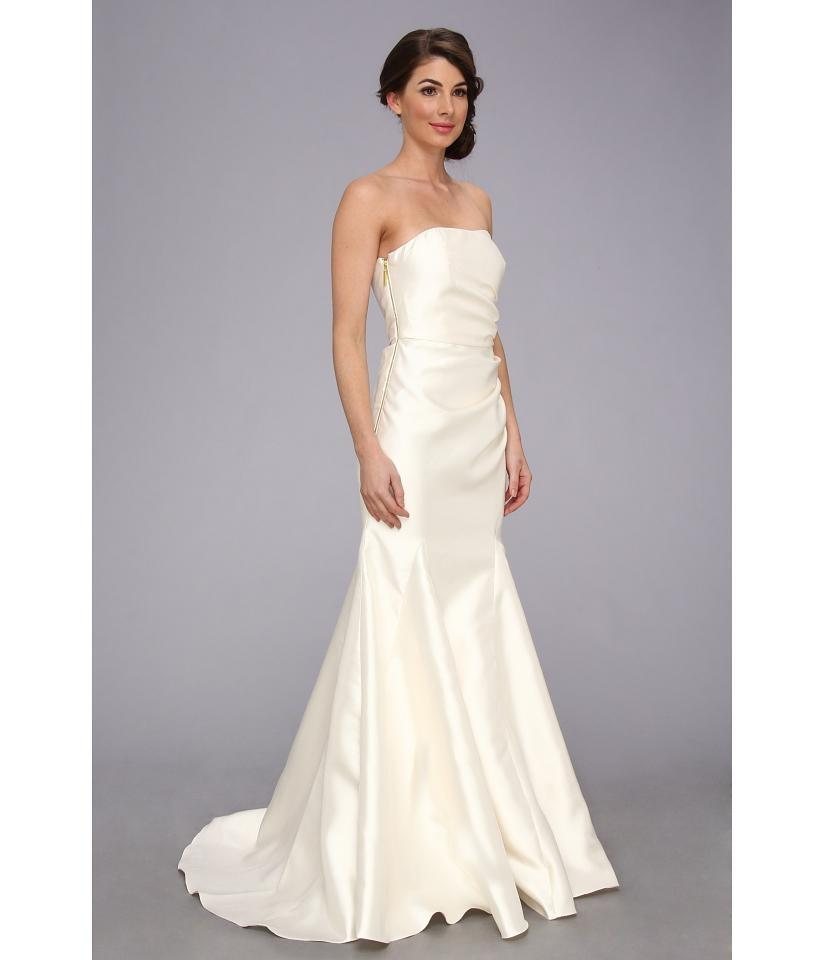 Badgley mischka eg1159a wedding dress on sale 59 off for Best way to sell used wedding dress