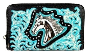 Montana West MW212-W003 Montana West Horse Collection Wallet
