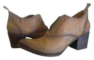 FreeBird By Steven Brown Distressed Boots