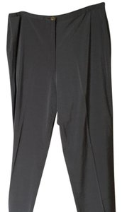 Piazza Sempione Straight Pants Charcoal gray